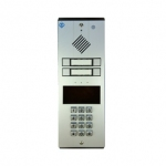 Door phone 4 buttons Keyboard and RFID reader