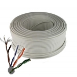 Cat 5E UTP cable Flexible 100 Mt