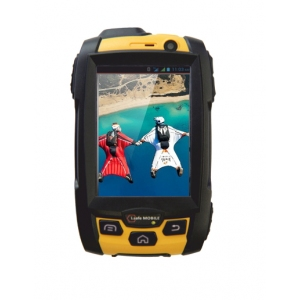 I.safe Innovation 2.0 smartphone Android, ATEX Dual Sim