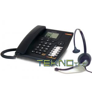 Alcatel temporis 780 headset mono TK800