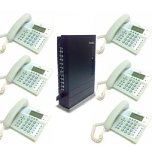 PBX telephone exchanges