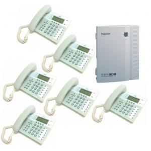 Panasonic telephone exchanges