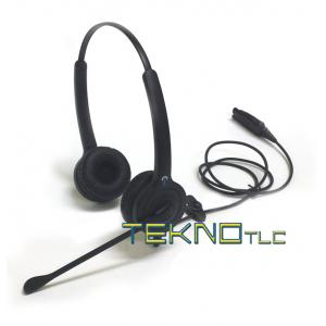 binaural headset phone Wildix