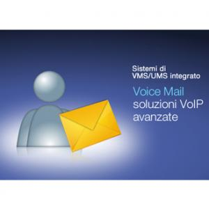 Licenza software Vms Voice mail officeServ 7030 Samsung