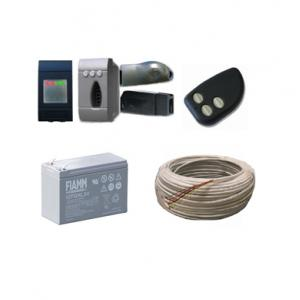 Materials Accessories Alarms