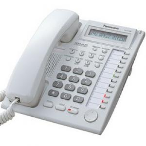 Phone Panasonic KX T7730CE multifunction TES824-TEA308
