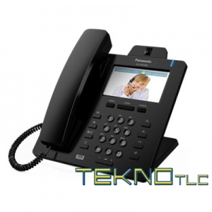 Panasonic KX-HDV430NEB black IP phone video