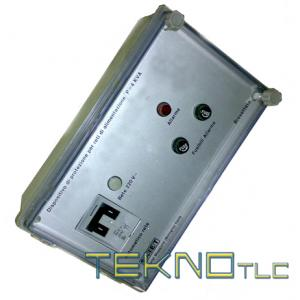 electrical protection 230 V 4 kW for systems