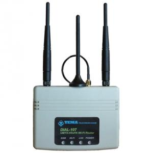 Interfaccia Router HSDPA Umts