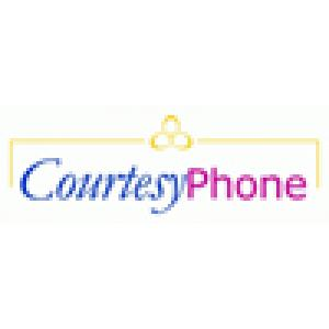 Courtesy phone