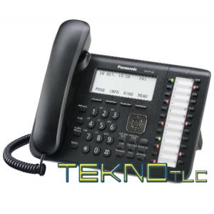 Phone Panasonic KX-DT546NE-B Black