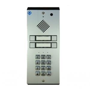 Door phone 4 buttons and AA-505 keypad for telephones