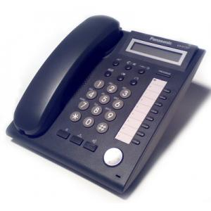 Panasonic KX-DT321 Telefono Digitale Panasonic colore nero