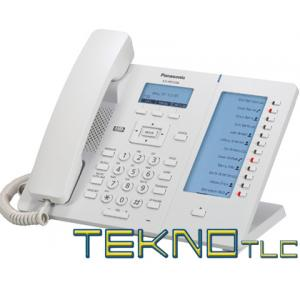 KX-HDV230NE IP Phone 2 Panasonic Gigabit LAN ports