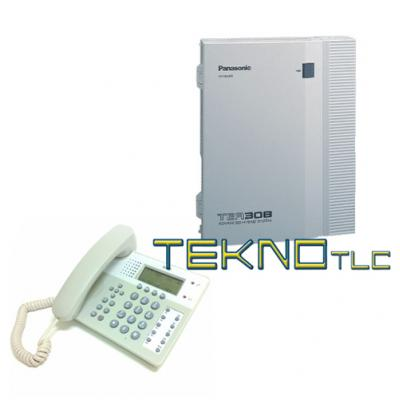PABX TEA308 + 1 Phone Office 201