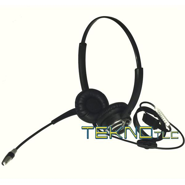 Professional USB Headset Biaural Call Center